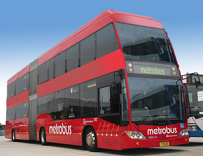 Bus Company Eyes Adelaide For Double Deckers The Tourism