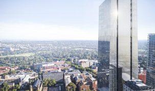 Adelaides proposed 160m skyscrapper