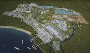 Chiense Investors eye off PNGs new developement