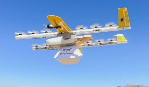 Wings drone delivery