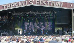 Falls festival in Tasmania in doubt
