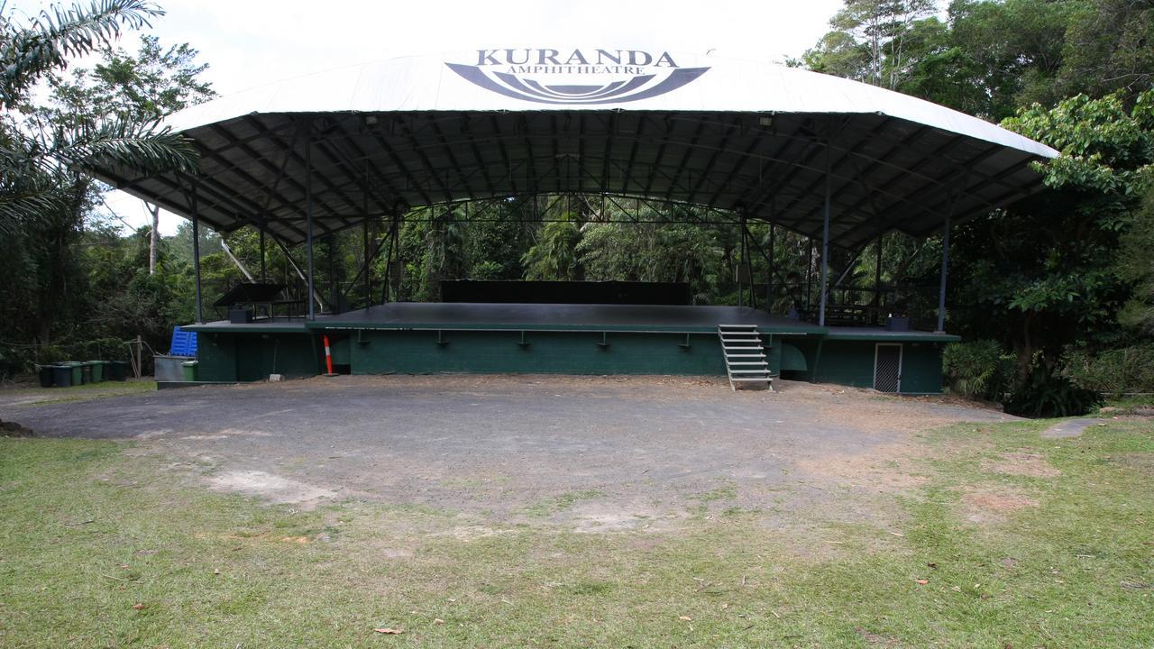 Kuranda spring festival raising money for struggling amphitheature