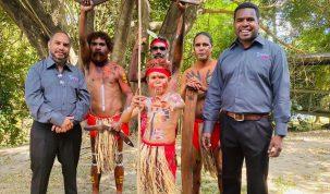 Tjapukai aboriginal cultural park reopens