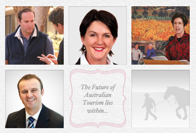 State tourism ministers talk to The Tourism News